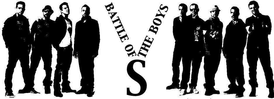 battle of the boys vs