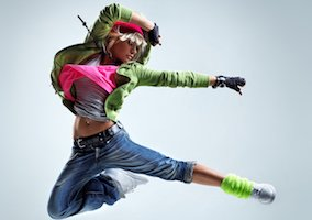 dancer 284x200