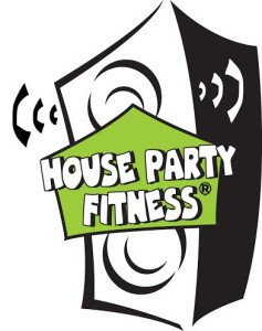 House Party Fitness Logo