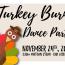 Black Friday Burn Dance Party!