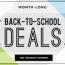 Four Weeks of Back-to-School Dancing Deals