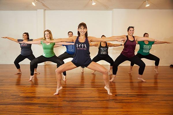 Barre Fit Dance Class
