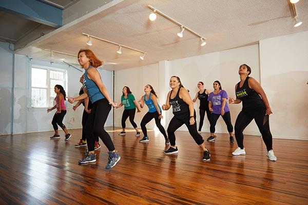 Cardio Pop Dance Class