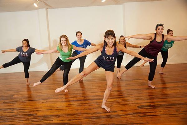 Piloxing Dance Class