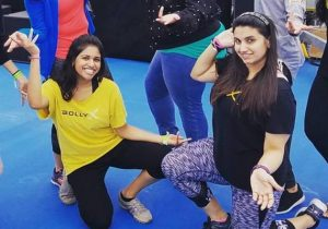 Teena Varghese (and Deeksha Seth), BollyX (Bollywood fitness)