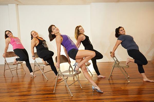 Striptease Dance Class