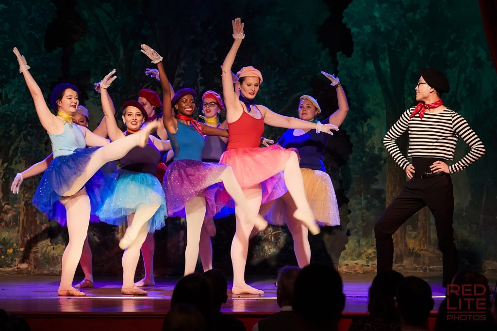 Perform in our Winter Broadway Variety Show