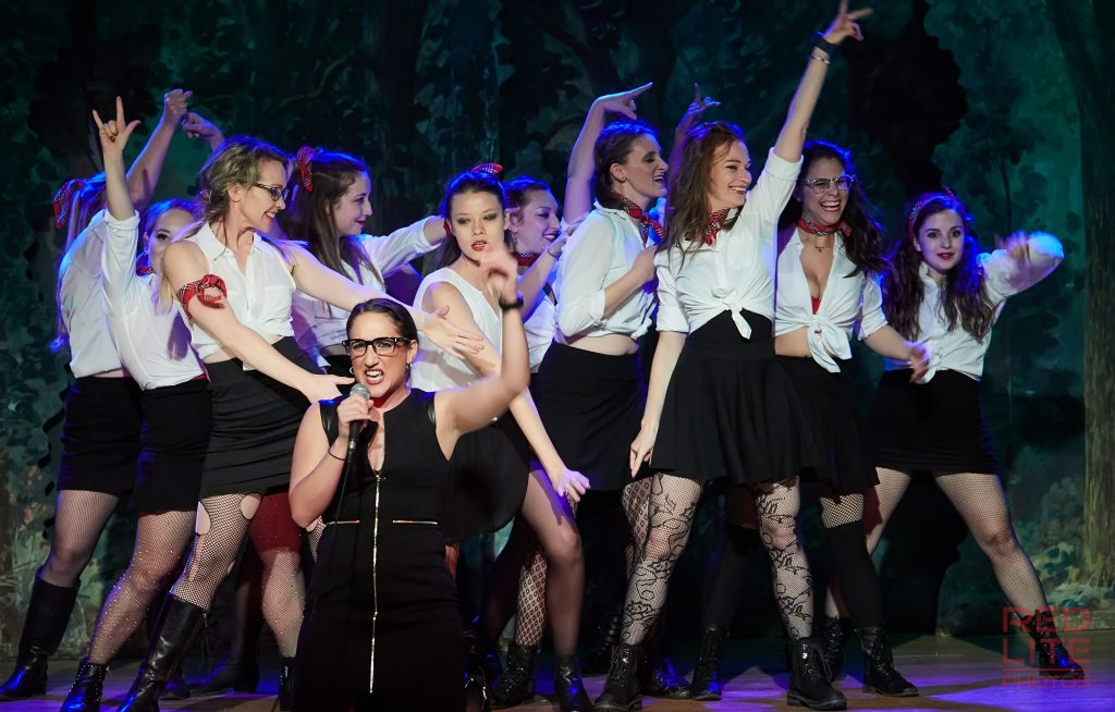 Perform in our Winter 'Broadway' Variety Show