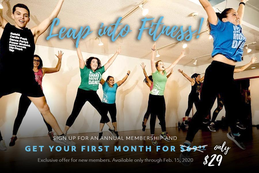 Leap into Fitness