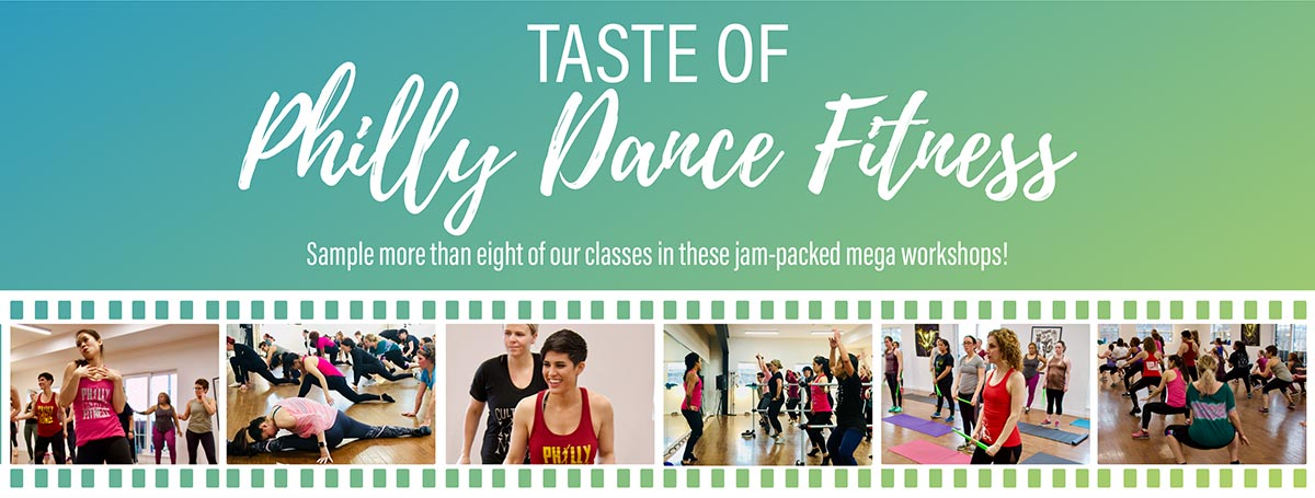 'Sample' Our Classes at These Mega-Workshops